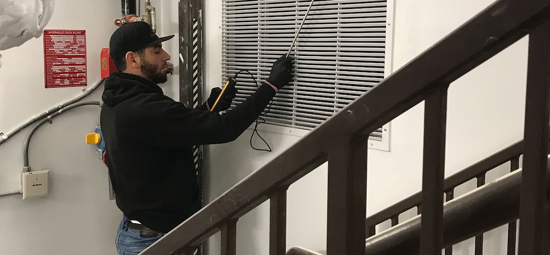 Stairwell Pressurization Testing Variables